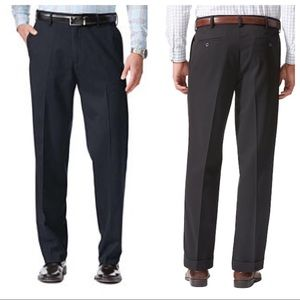 Dockers Premium Pleated Relaxed Fit Pant 32x32 EUC